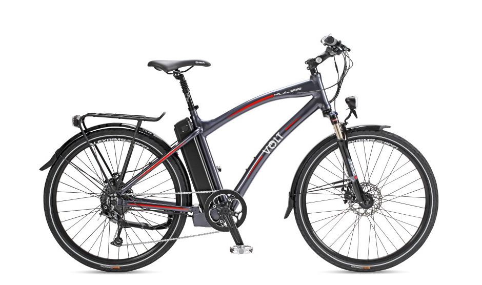 Pulse electric bike