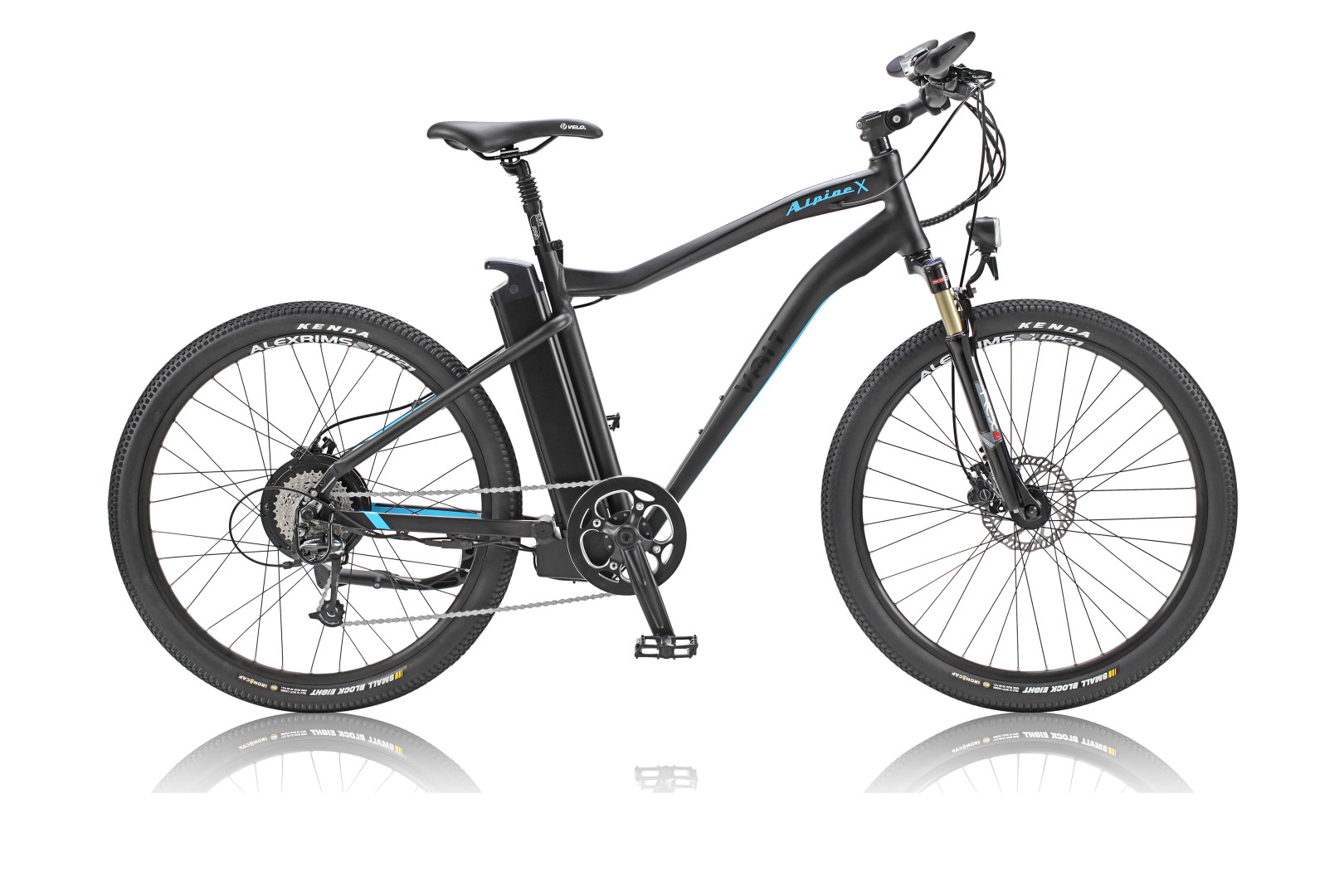 Alpine X electric bike