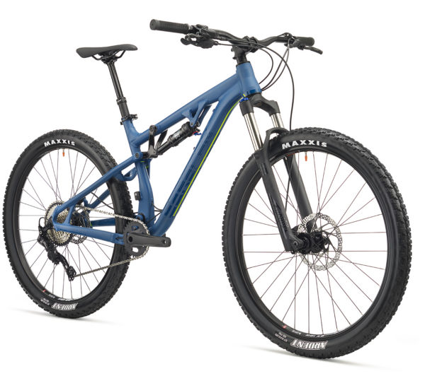 SARACEN Kili-Flyer (Full Suspension)