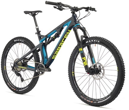 SARACEN Kili Flyer Elite