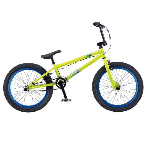 PROBIKE Abstract BMX Neon Yellow