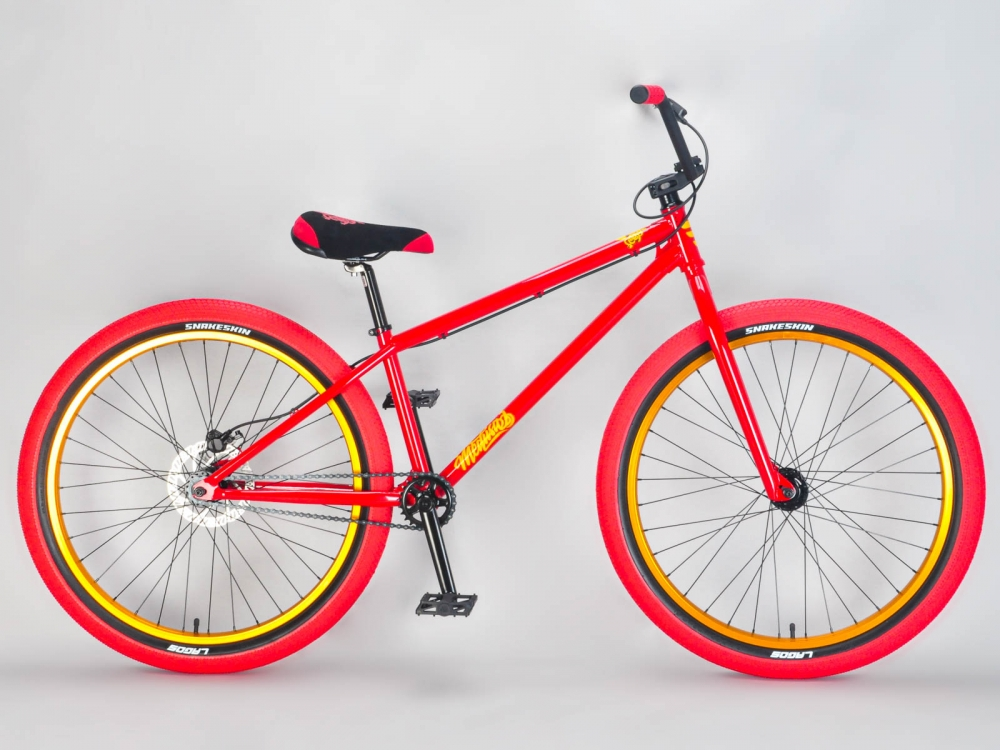Mafiabike Medusa Red