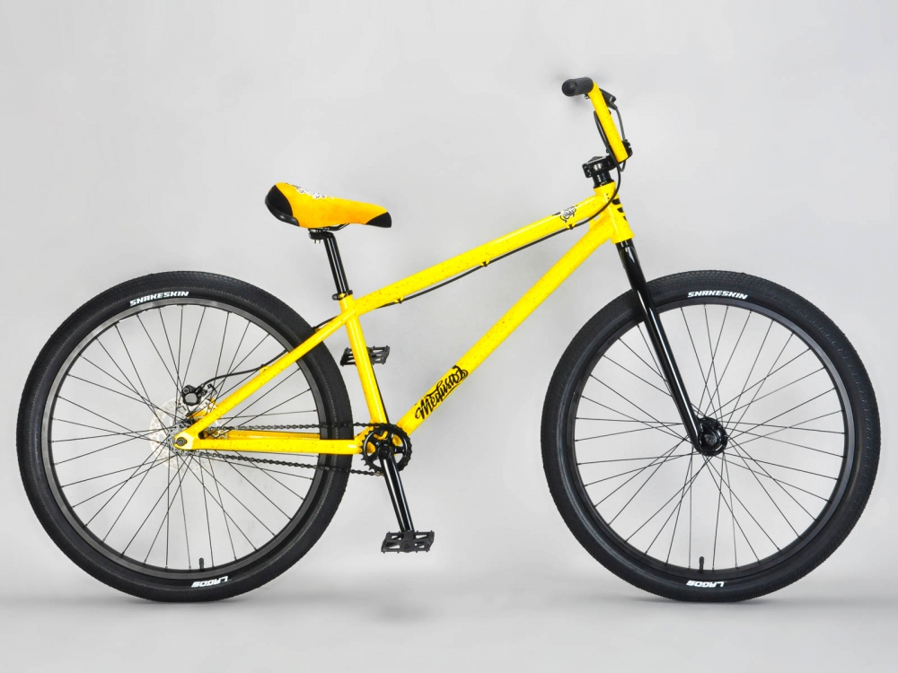Mafiabike Medusa Yellow