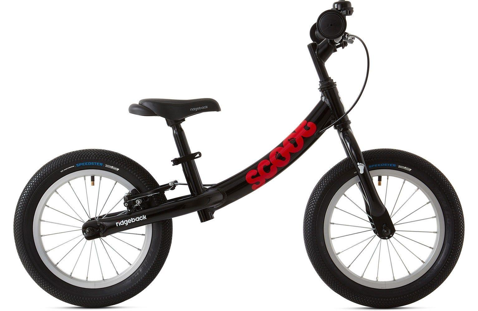 Scoot XL Black